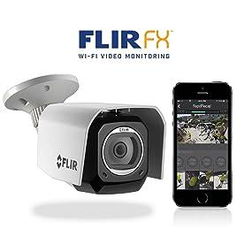 FLIR FX Outdoor Housing