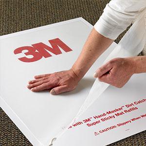 Amazon Com 3m Hand Masker Dirt Catcher Super Sticky Mat