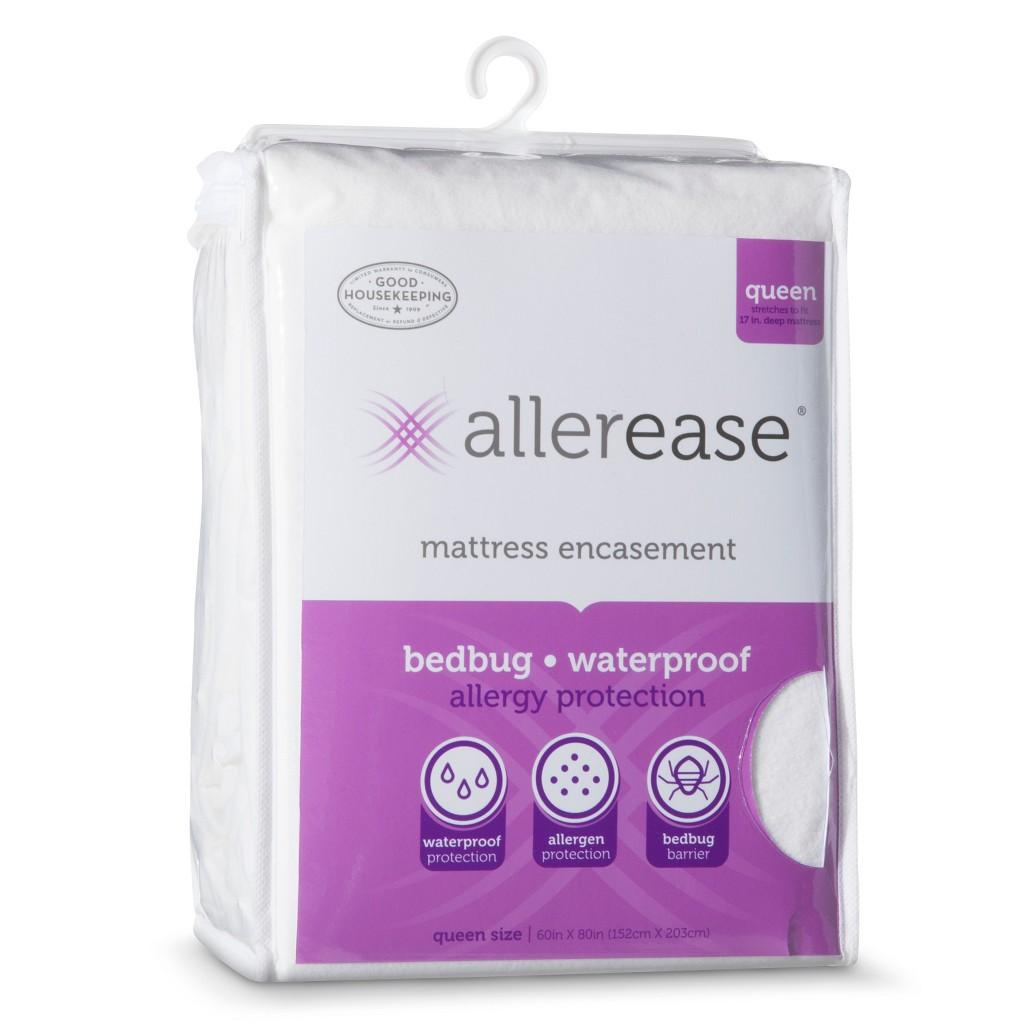 Amazon Com Allerease Bed Bug Allergy Protection Zippered