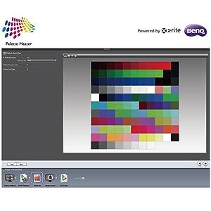 Palette Master Mixes Precise Colors