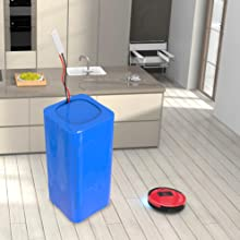 robot vacuum, robot, vacuum cleaner, vacuum, pet, pet hair, bobsweep, lithium, battery, self charge