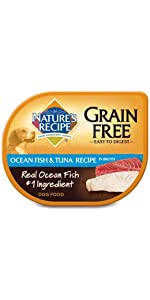 grain free wet dog food