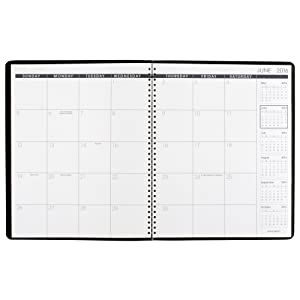 Amazon.com : At-A-Glance Monthly Planner 2016, 15 Months, 9 x 11 ...