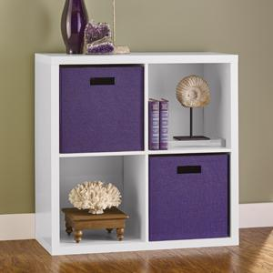 Decorative Storage, Cube Organizer, Premium Organizer, Closetmaid, Premium  Fabric Bins