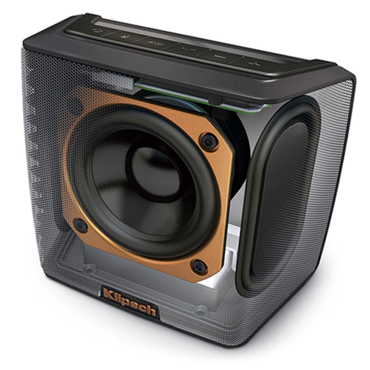 Amazon.com: Klipsch Groove Portable Bluetooth Speaker: Home Audio & Theater