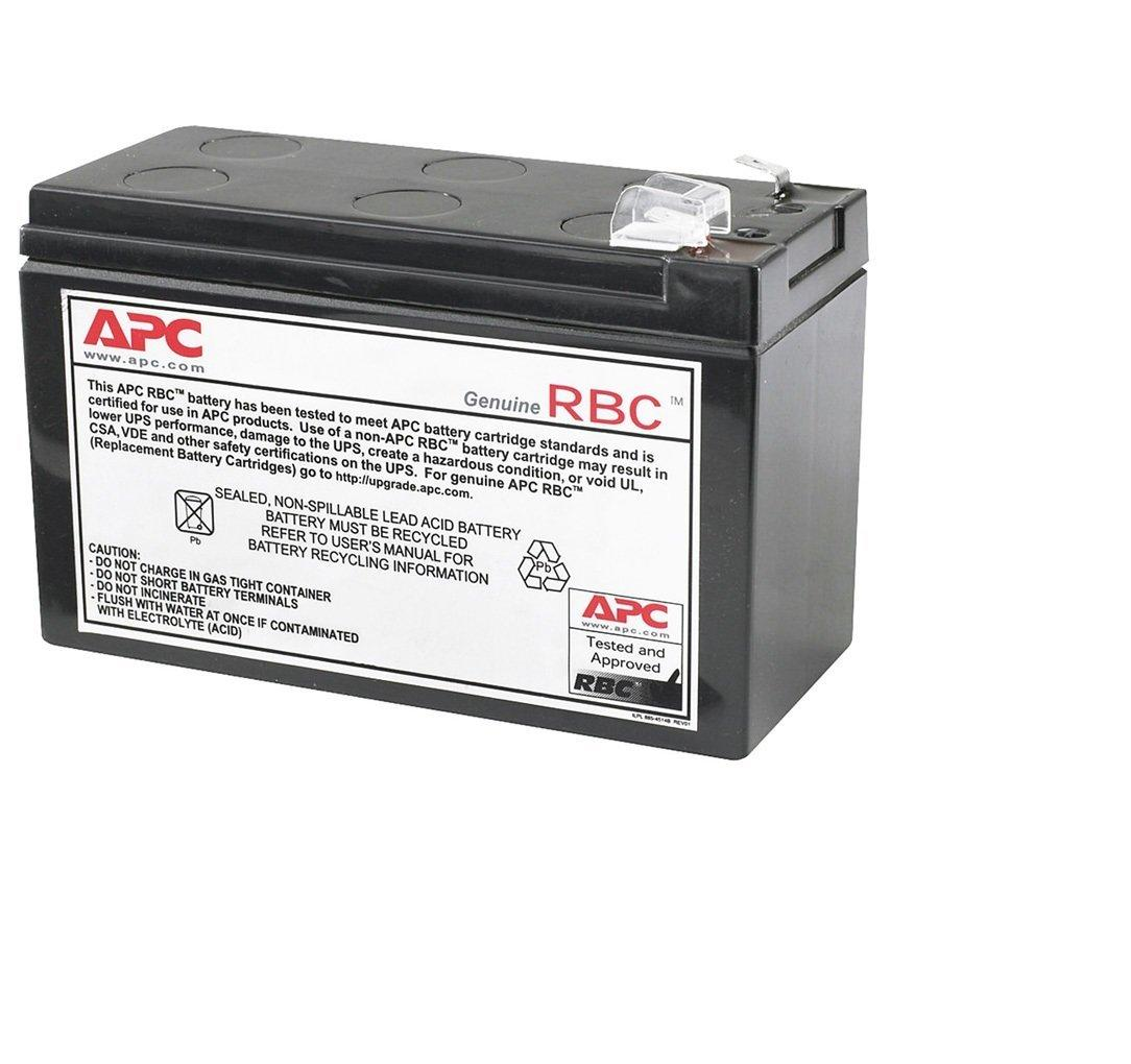 FAQ: Correct APC Replacement Battery Cartridge (RBC) for ...