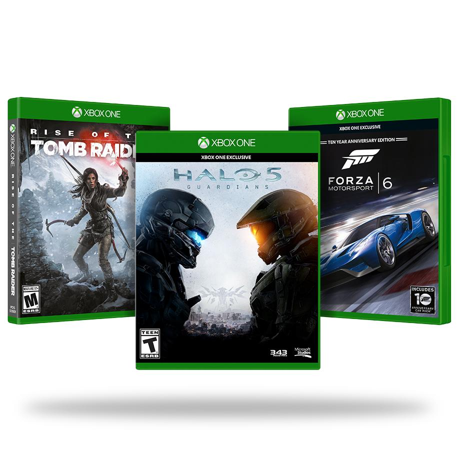 xbox one 1tb console forza motorsport 6 bundle video games. Black Bedroom Furniture Sets. Home Design Ideas