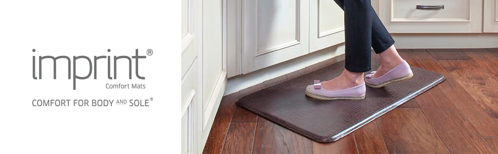 Amazon.com: Imprint Cumulus9 Kitchen Mat Nantucket Series 20 in. x ...