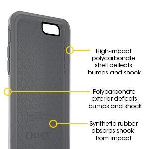 otterbox iphone 6 case symmetry drop protection