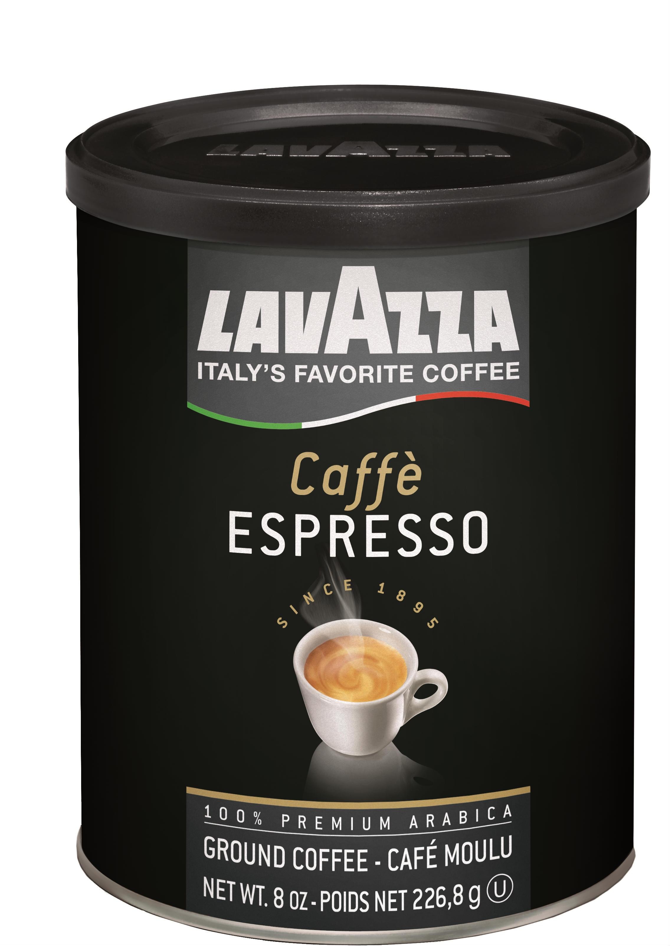 Amazon.com : Lavazza Caffe Espresso - Medium Ground Coffee