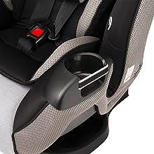 Evenflo, Symphony, Convertible Car Seat