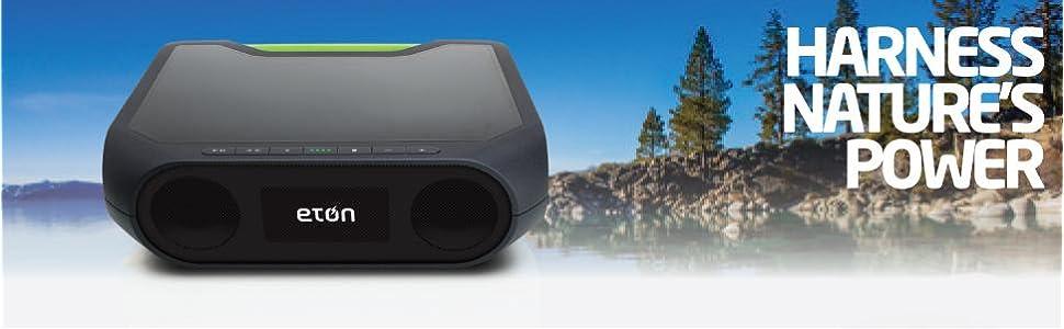 Amazon Com Eton Rugged Rukus Xtreme The Super Loud All