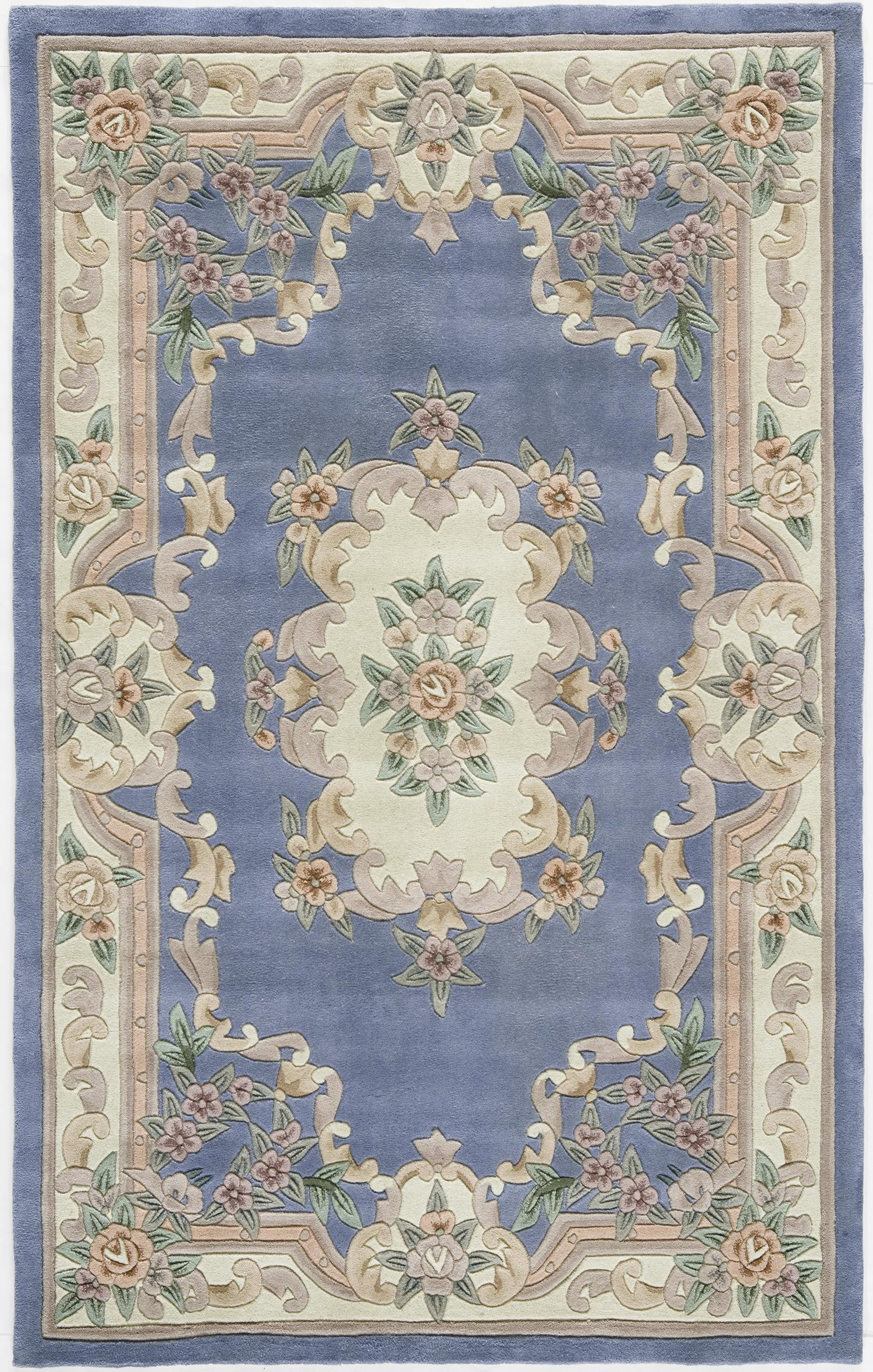 Amazon Com Rugs America New Aubusson Area Rug 5 Feet By