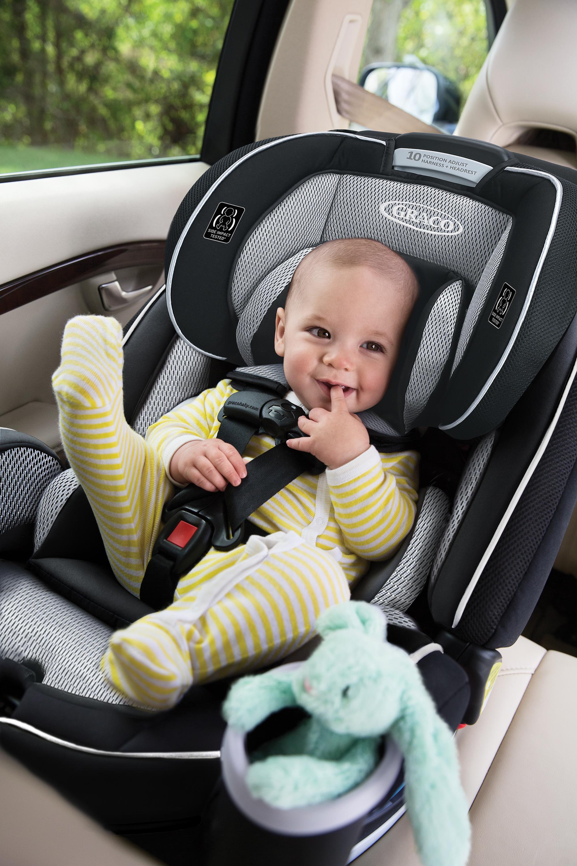 Graco Evo Car Seat Adjust Latch