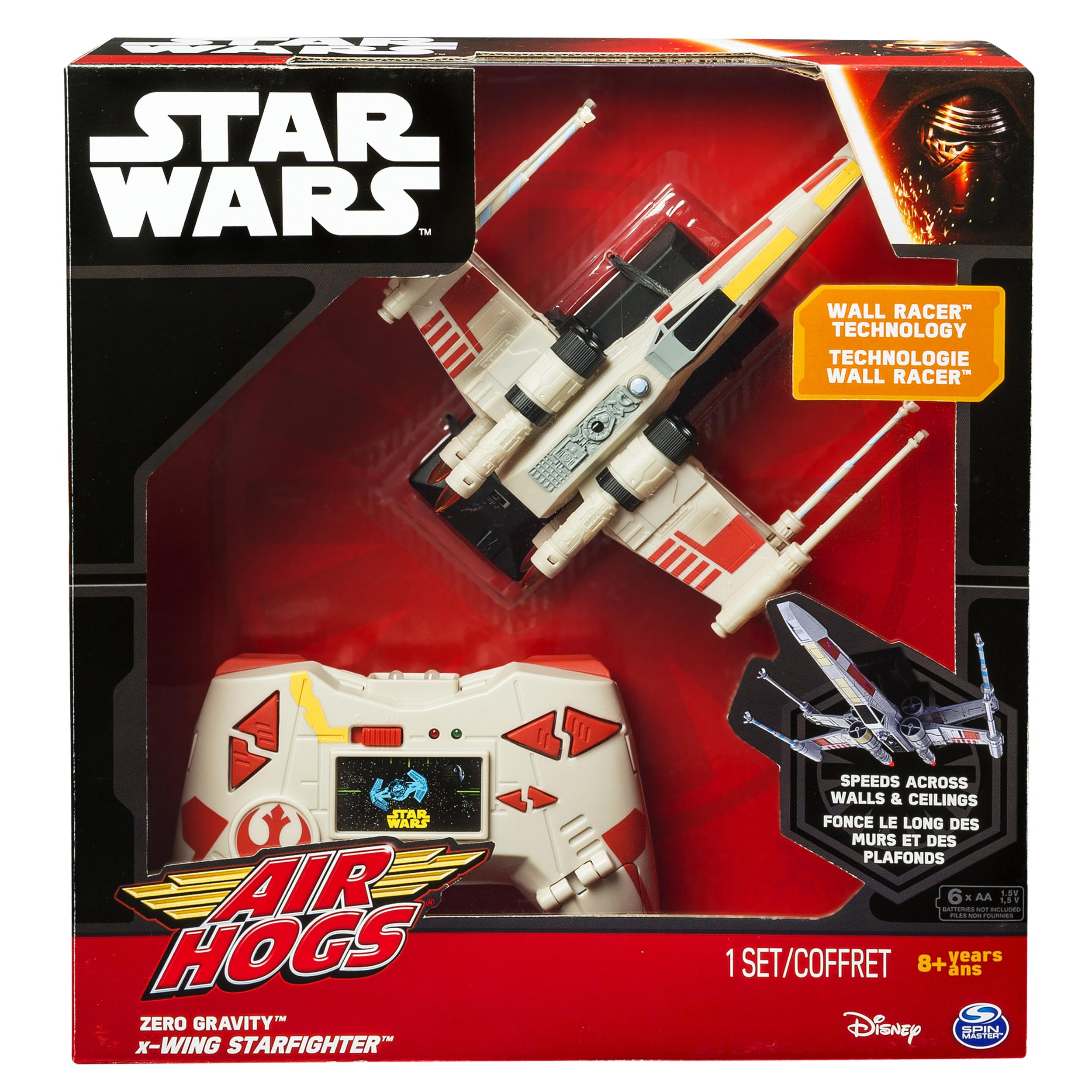 Amazon.com: Air Hogs Star Wars Remote Control Zero Gravity