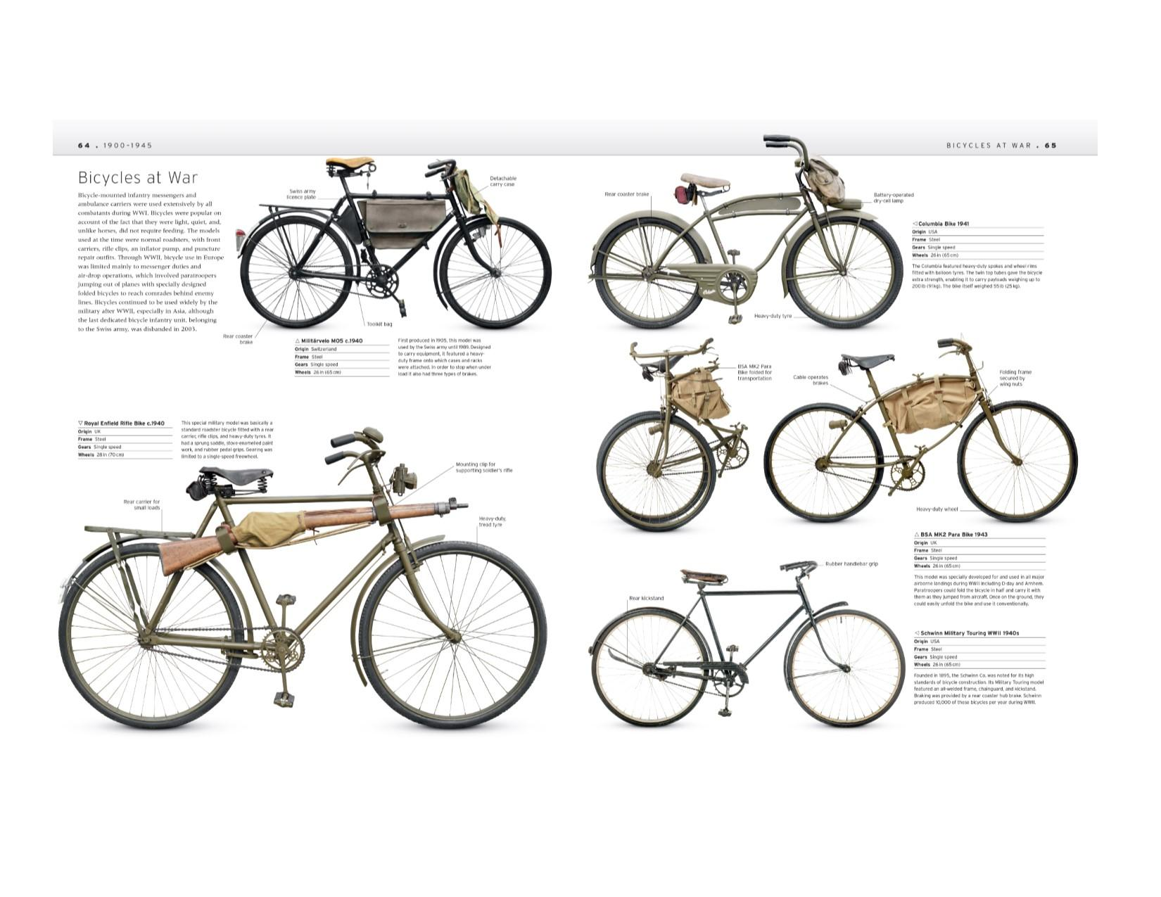 Bicycle: The Definitive Visual History: DK: 9781465443939 ...