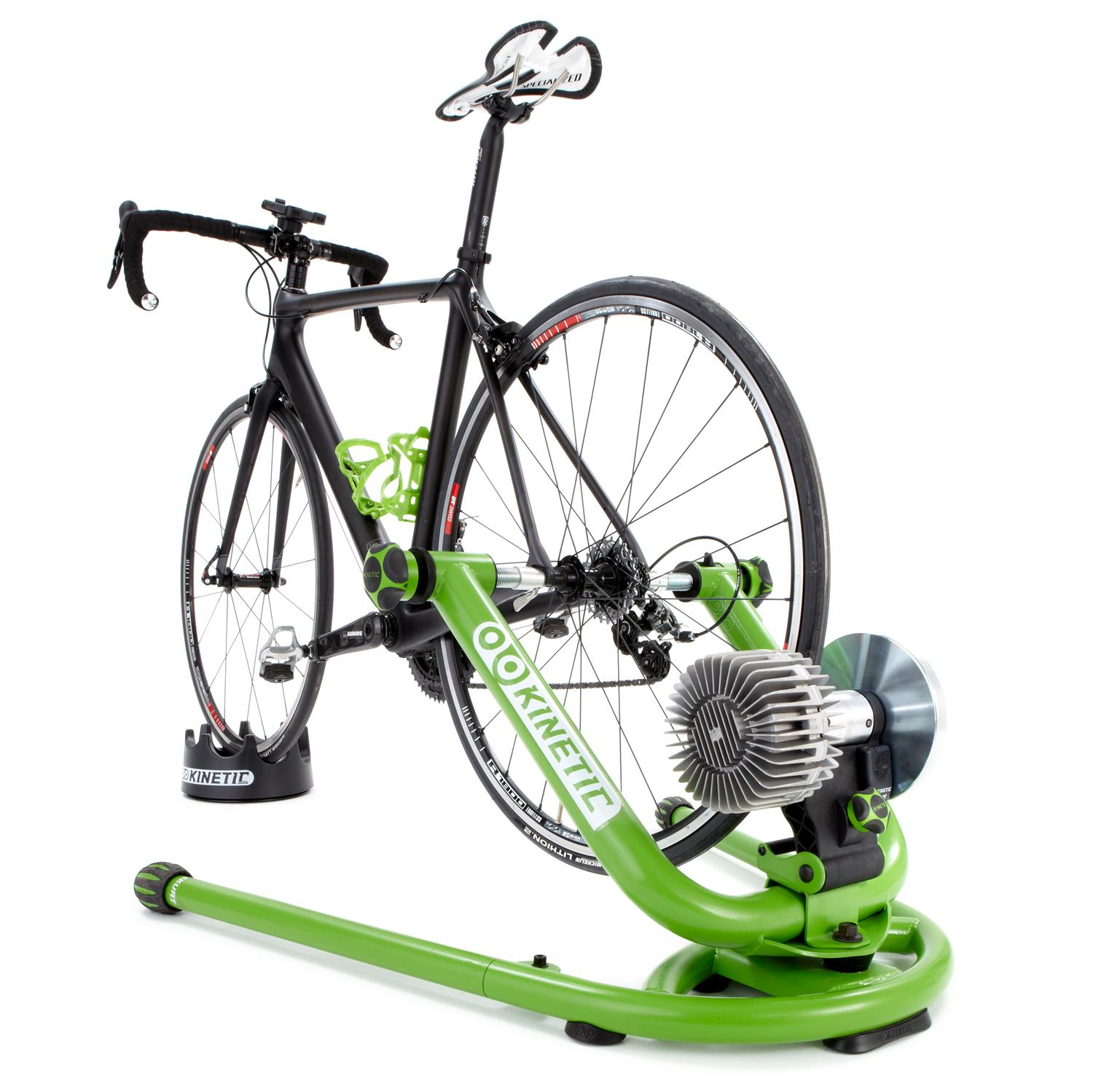 Smart Trainer Cycling Amazon Com: Amazon.com : Kinetic Rock And Roll Smart Bike Trainer