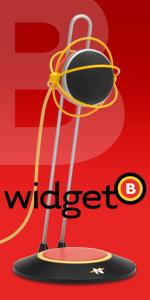 Widget B Desktop USB Microphone