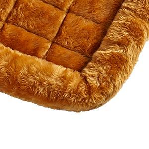 Cinnamon Bed Texture Detail