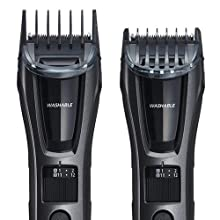 ER-GB60-K Two Comb Attachments for Hair and Beard/Mustache Care