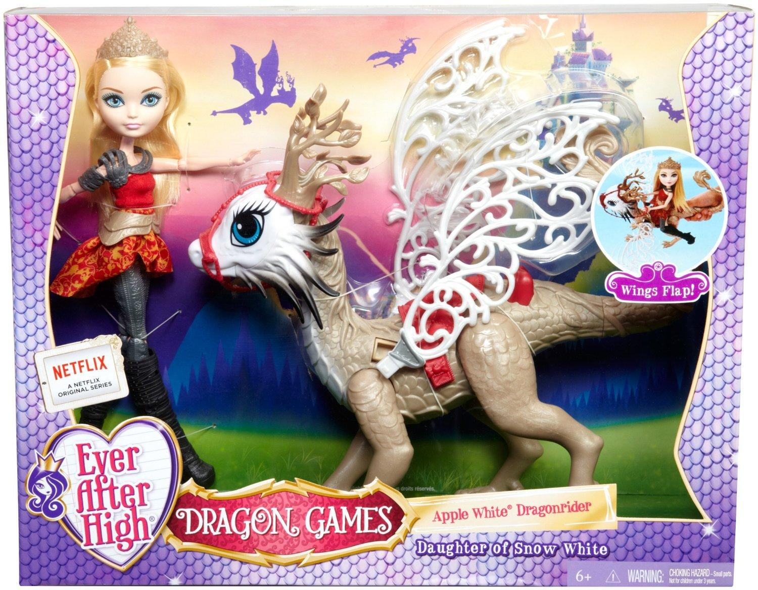 ever after high doll games