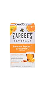 Amazon Com Zarbee S Naturals Cough Amp Throat Relief
