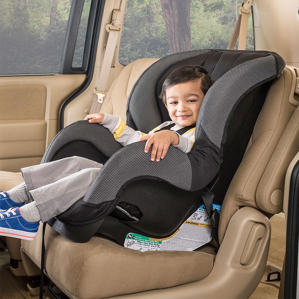 Amazon Evenflo SureRide DLX Convertible Car Seat Bishop Baby