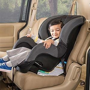 Evenflo, SureRide, Car Seat