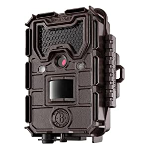 Amazon Com Bushnell 14mp Trophy Cam Hd Aggressor No Glow Trail Camera Brown