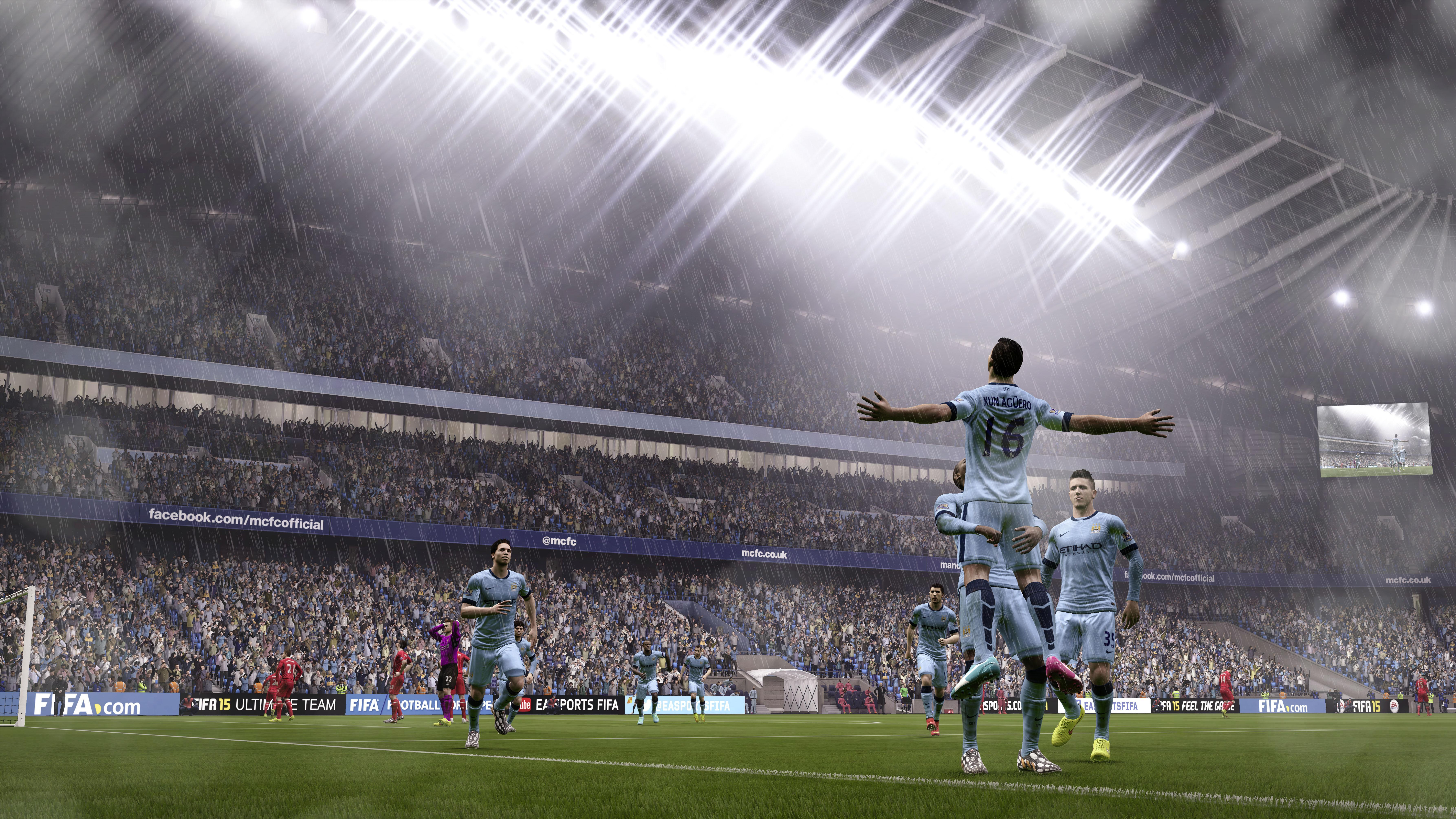 Amazon com: FIFA 15 - PlayStation 4: Electronic Arts: Video