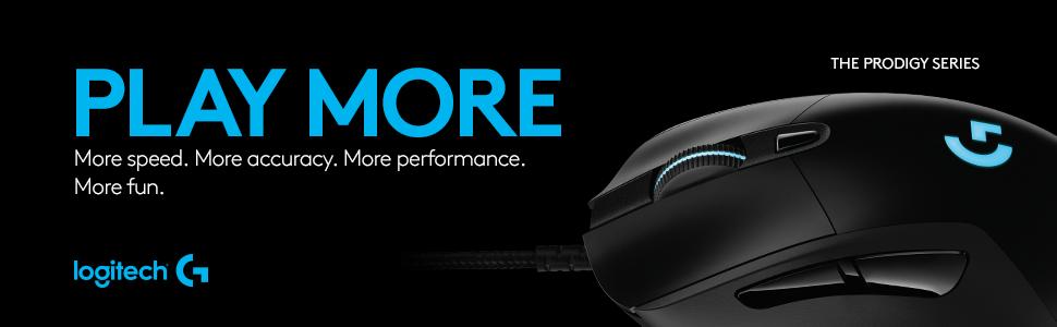 # LOGITECH G403 Prodigy Gaming Mouse #