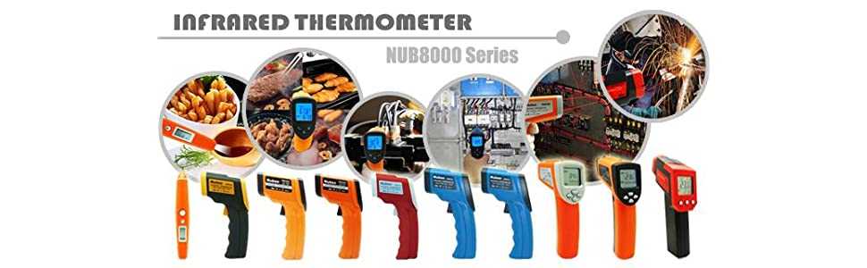 Infrared Thermometer, Temperature Gun, Infrared Gun, Digital Thermometer, IR gun, digital gun
