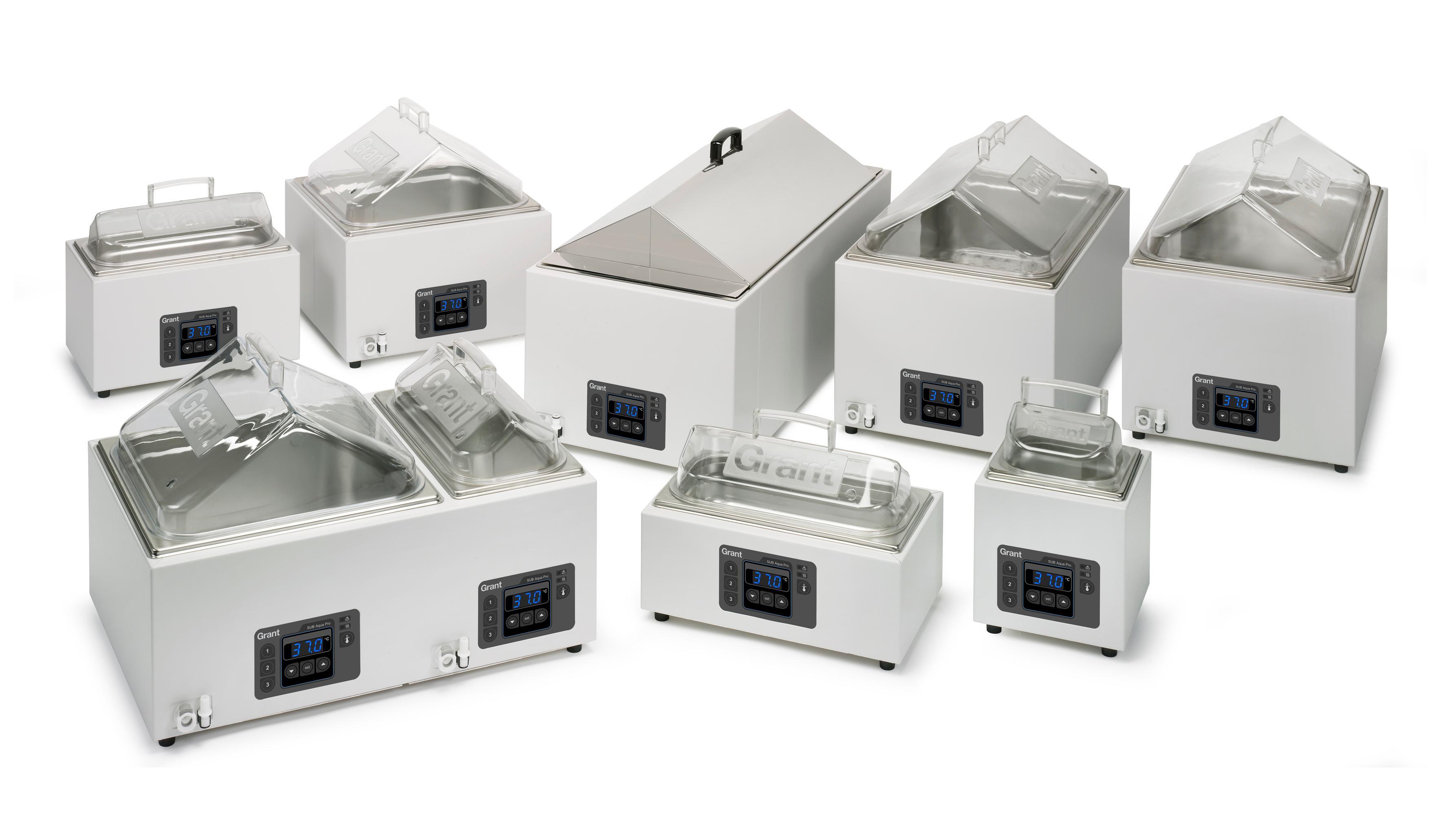 Grant Instruments SAP12 US Advanced Digital Water Bath