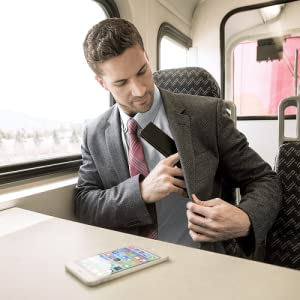 ZAGG Foldable Wireless Pocket Keyboard Universal - BaRRiL