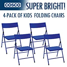 Amazon.com: Cosco Productos Kid s 4-Pack pinch-free – Silla ...