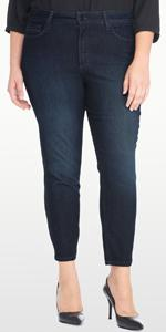 ankle jeans,nydj ankle jeans,skinny ankle jeans,white ankle jeans,ankle pants