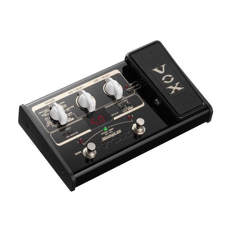vox stomplab2g modeling guitar multi effects pedal musical instruments. Black Bedroom Furniture Sets. Home Design Ideas