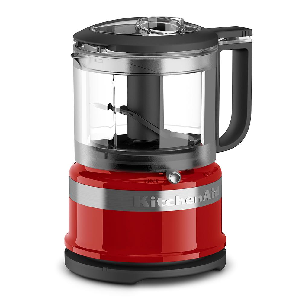 kitchenaid kfc3516ic 3 5 cup mini food processor ice kitchen dining. Black Bedroom Furniture Sets. Home Design Ideas