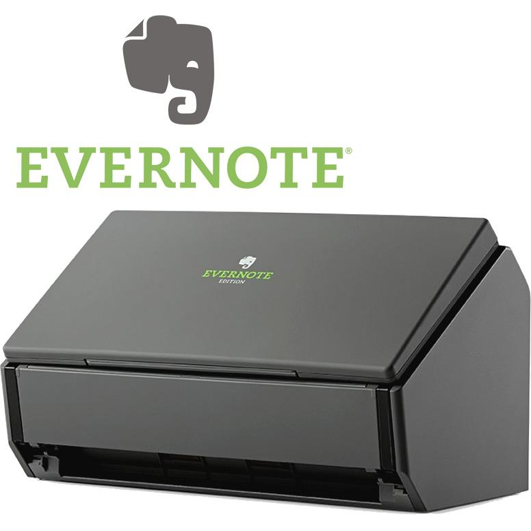 Fujitsu Evernote Edition Document Scanner (PA03656-B401)