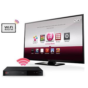 LG Smart Blu-Ray Disc Player