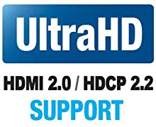 HDMI 2.0, hdcp, ultraHD