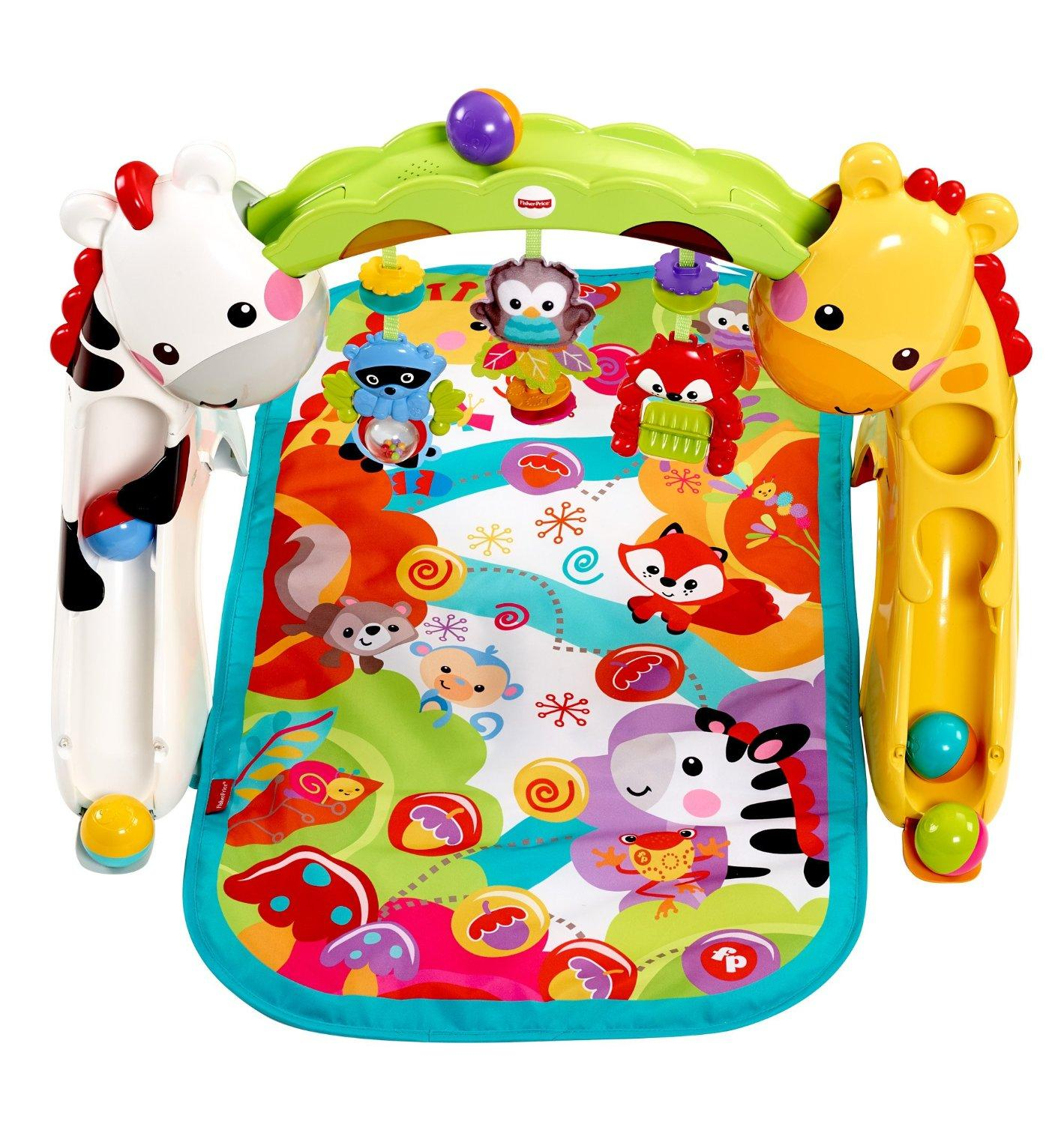 NEW Fisher Price Newborn to Toddler Play Gym More than 10