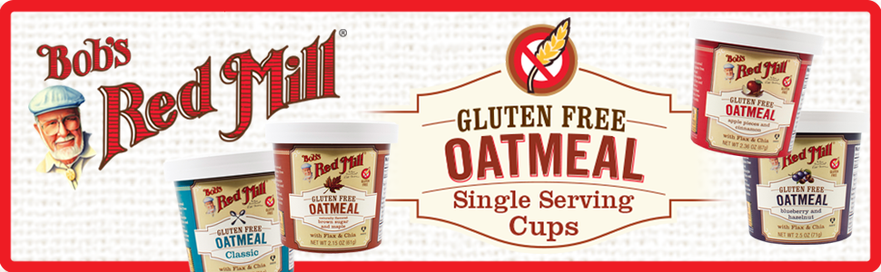 Oatmeal, Oats, Instant Oatmeal, Instant Oats, Single Serving Oatmeal, Quick Breakfast, To-go Oatmeal