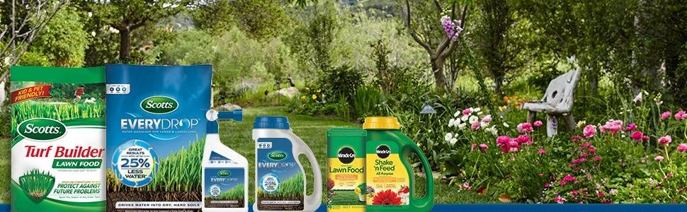 scotts lawn builder plus organics spray how to use