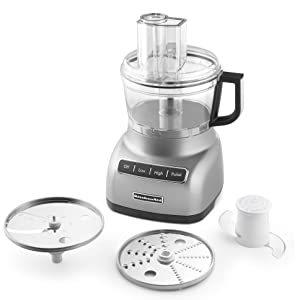 Amazon Com Kitchenaid Kfp0711cu Food Processor 7 Cup