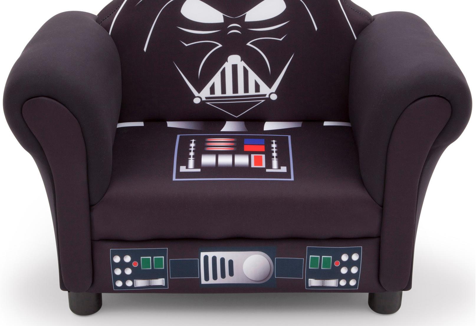 Amazon Com Delta Children Star Wars Deluxe Upholstered