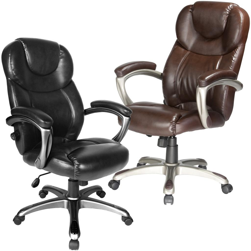 Lane office chairs - Comfort Products Granton Leather Executive Chair