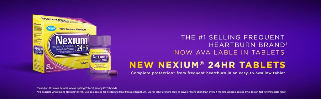 Amazon Com Nexium 24 Hour Delayed Release Heartburn