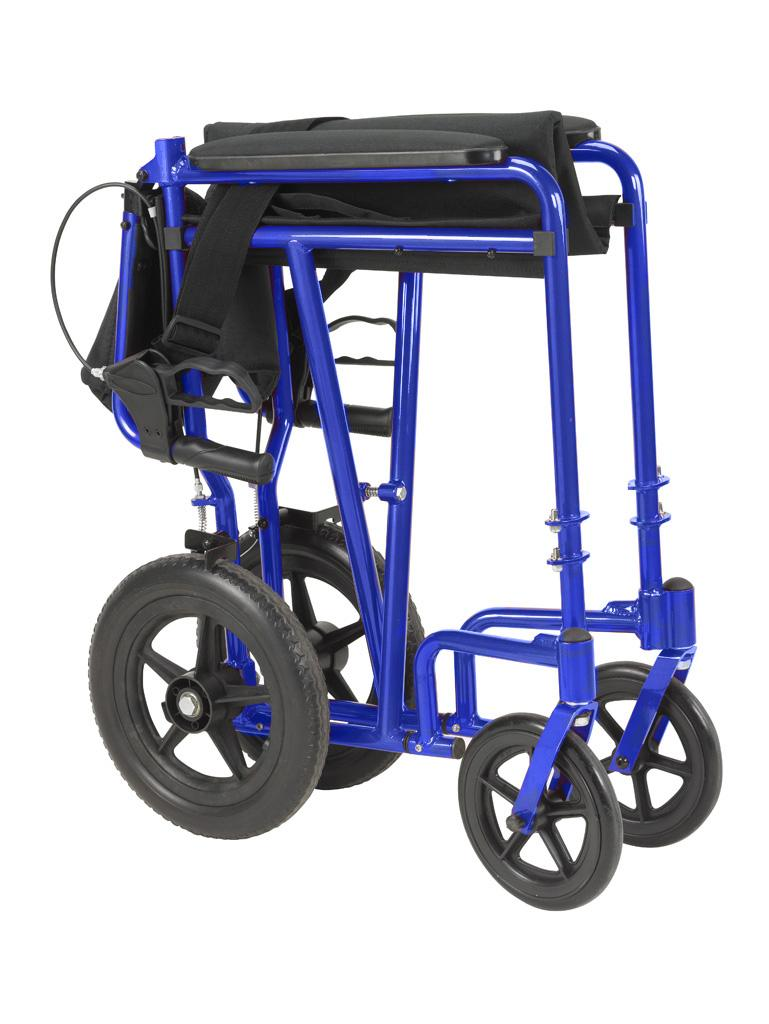 Amazon.com: Drive Medical Lightweight Expedition Transport ...