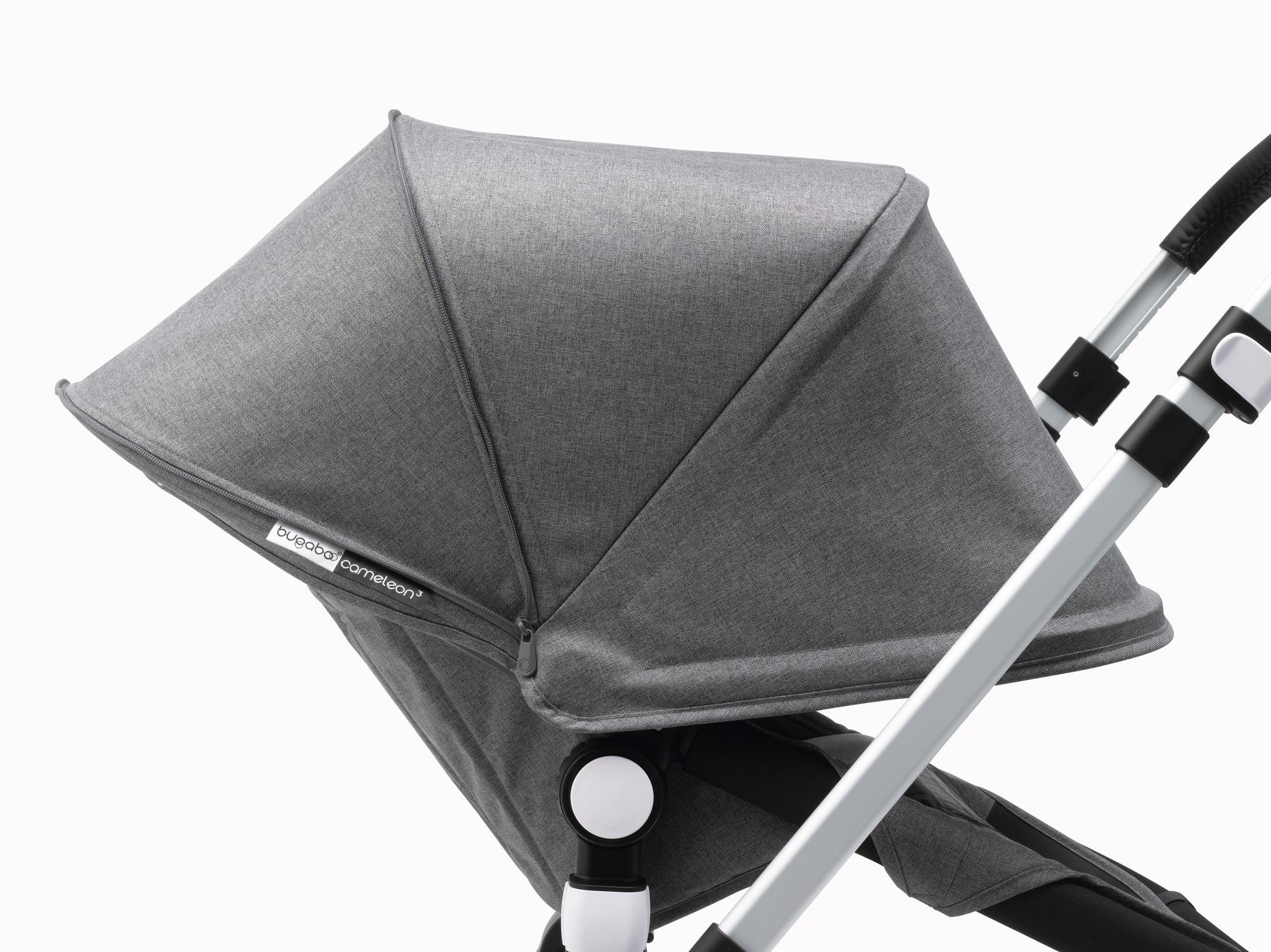 how to clean bugaboo cameleon stroller